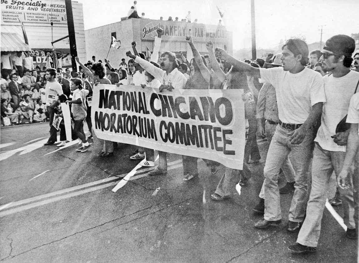 On This Day 45 Years Ago 25 000 Chicanos Marched Against