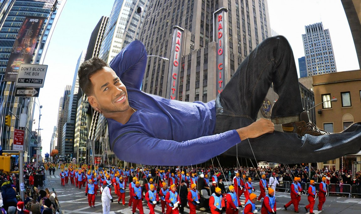 Macy's Thanksgiving Day Parade Just Got 1000% More Romantic