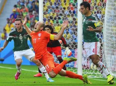 EPA BRAZIL SOCCER FIFA WORLD CUP 2014 SPO SOCCER BRA CE