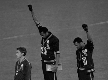 A Look Back at the 1968 Mexico Olympics and the Fist Seen 'Round the World