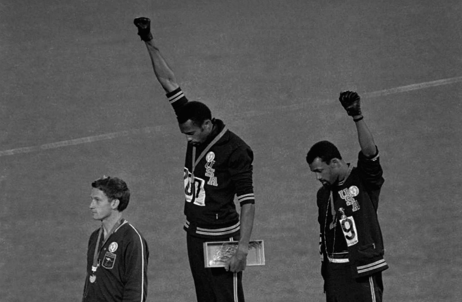 48 Years Later, Olympian John Carlos Reflects on His Iconic Black Power Salute