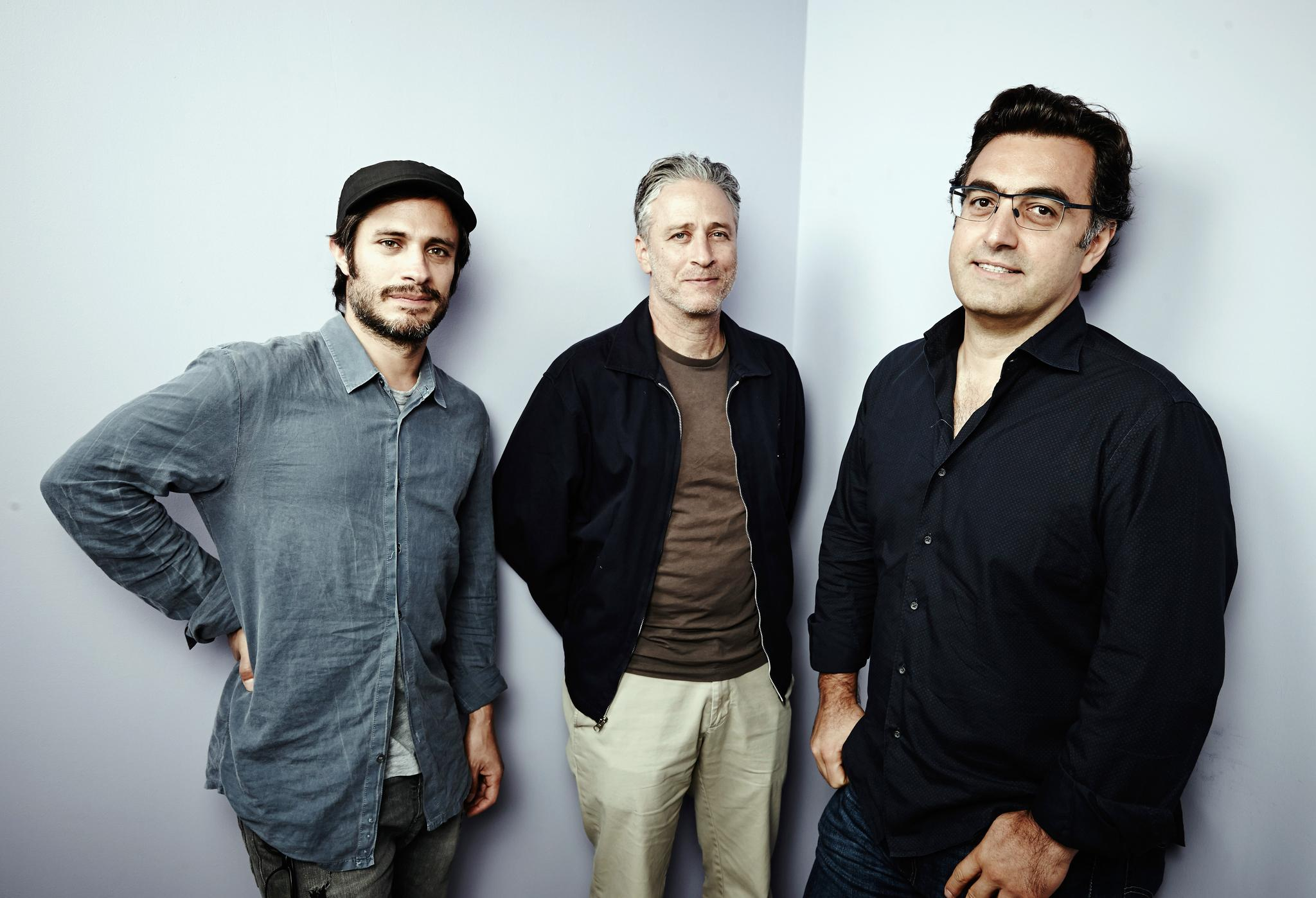 Jon Stewart Explains Why He Chose Gael Garcia Bernal To Play an Iranian Journalist in 'Rosewater'