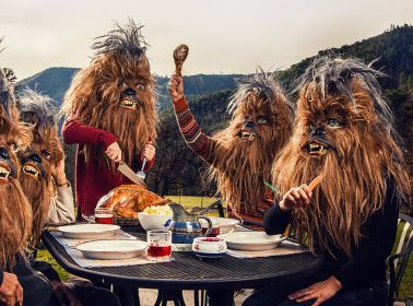 wookie thanksgiving