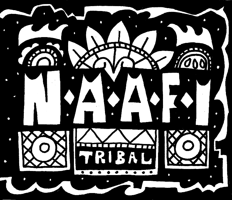 NAAFI Reinvents Tribal on Triple-Disc Album Available for Free Download