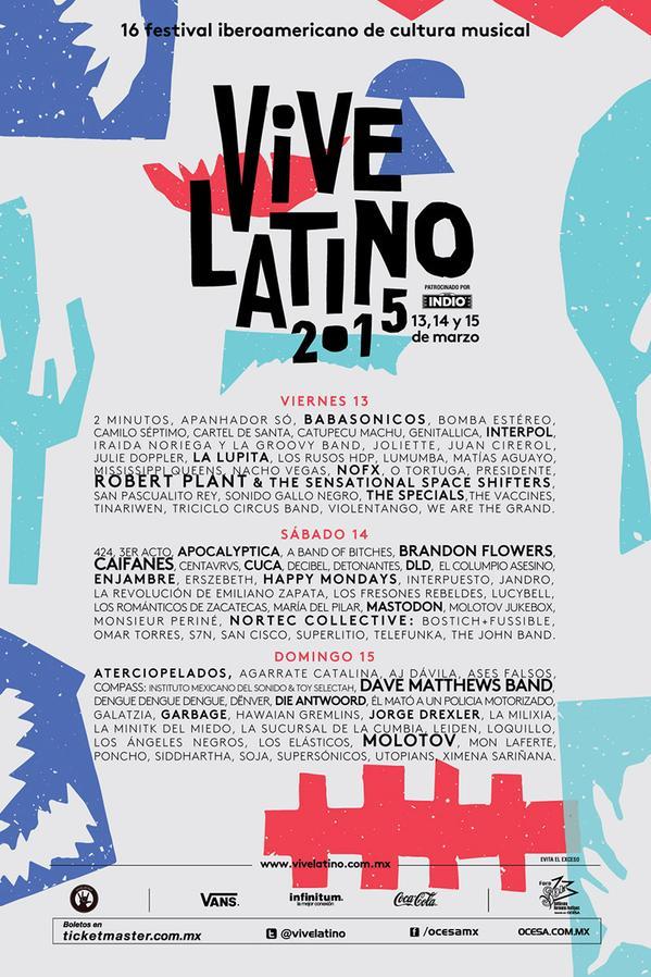 1204 Music Vive Latino