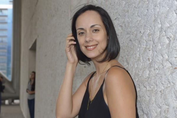 Gabriela de la Garza, actriz.
