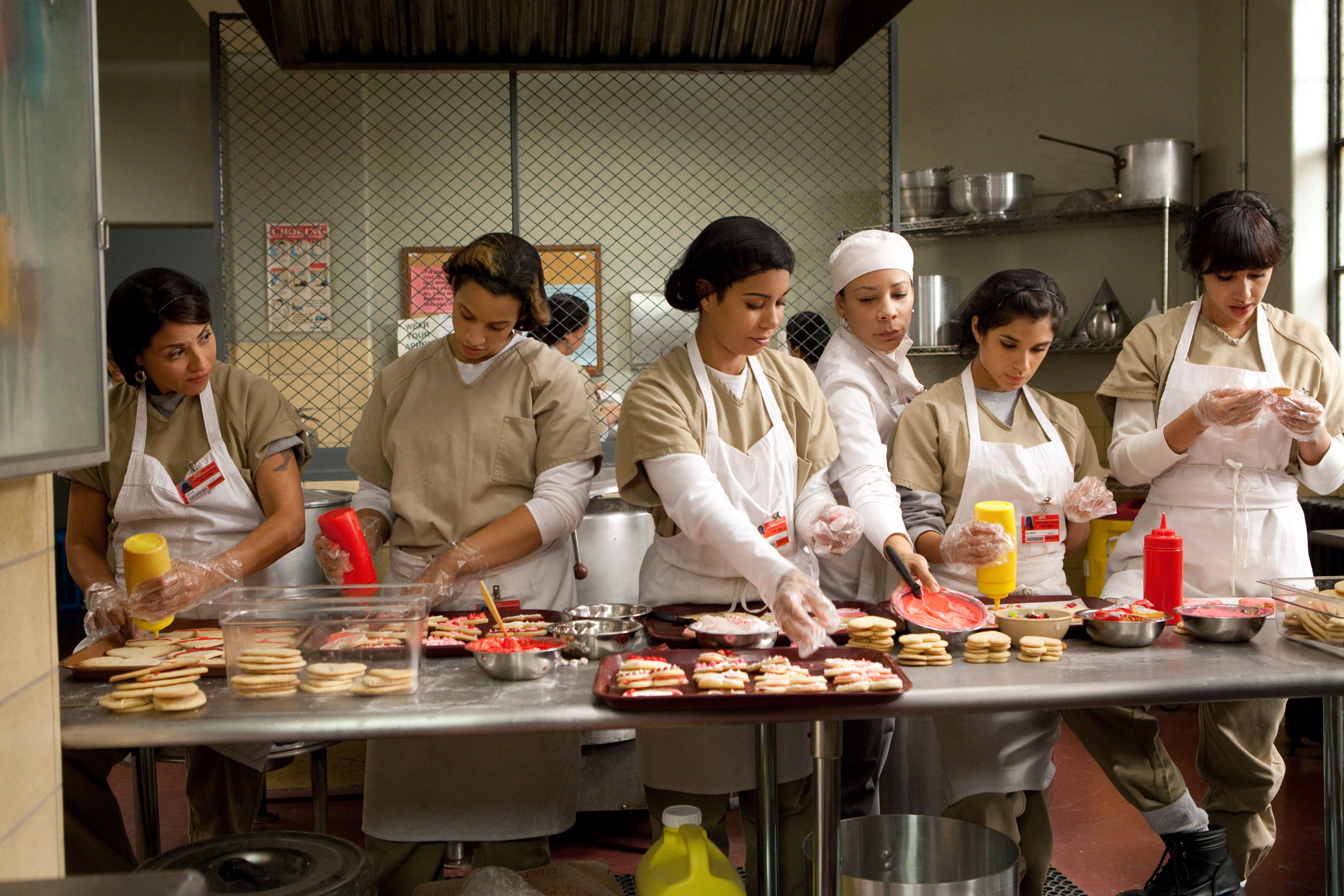 From Pernil to Tamales: Stars of 'Orange is the New Black' & 'Looking' Invite Us to Christmas Dinner