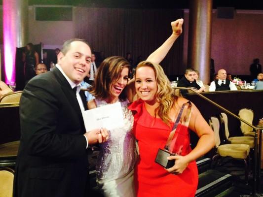 Nicole Gomez Fisher Imagen Awards
