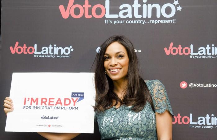 Rosario-Dawson---2013-Voto-Latinos-Inauguration-03
