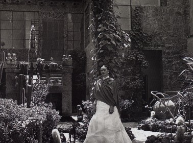 Frida Kahlo's Studio and Garden Are Getting Recreated in NYC