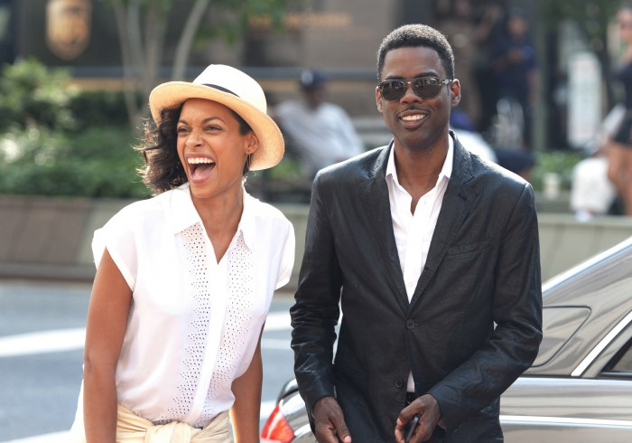 chris-rock-rates-big-laughs-in-top-five Rosario Dawson