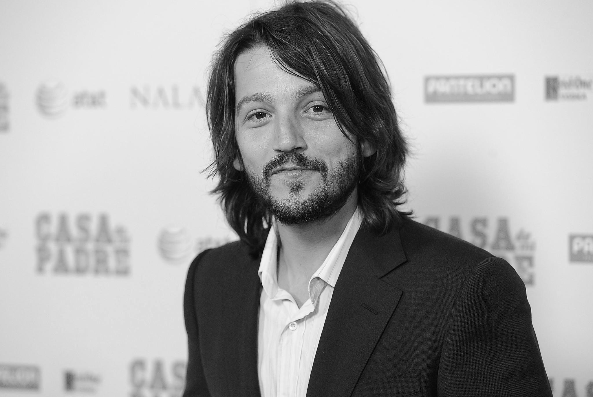 "Diego Luna at 'Mr Pig's Sundance Premiere: ""It's a Love Letter to My Father and My Country"""