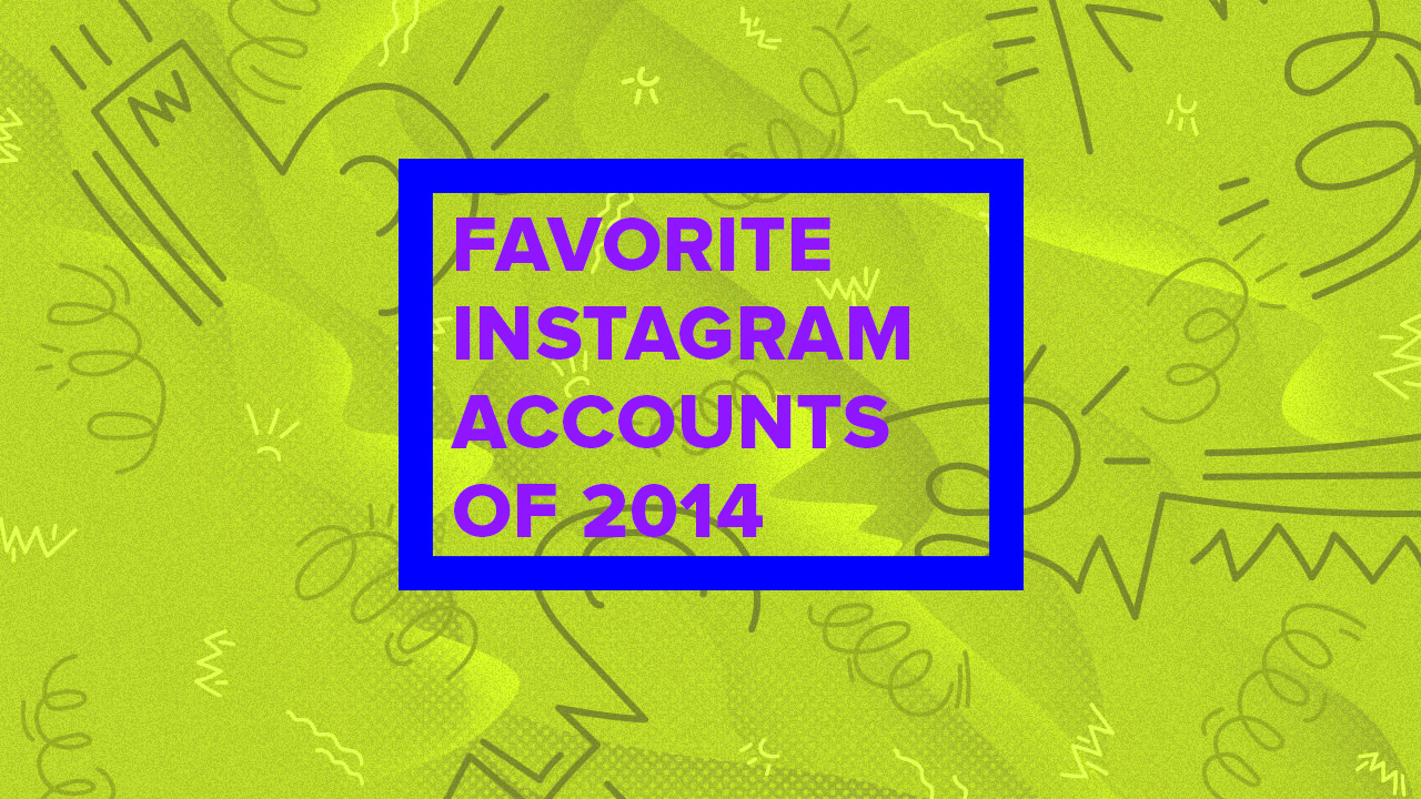 Our 10 Favorite Instagram Accounts of 2014