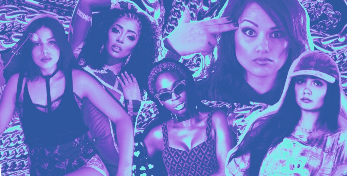 13 latina women in hip hop you need to know