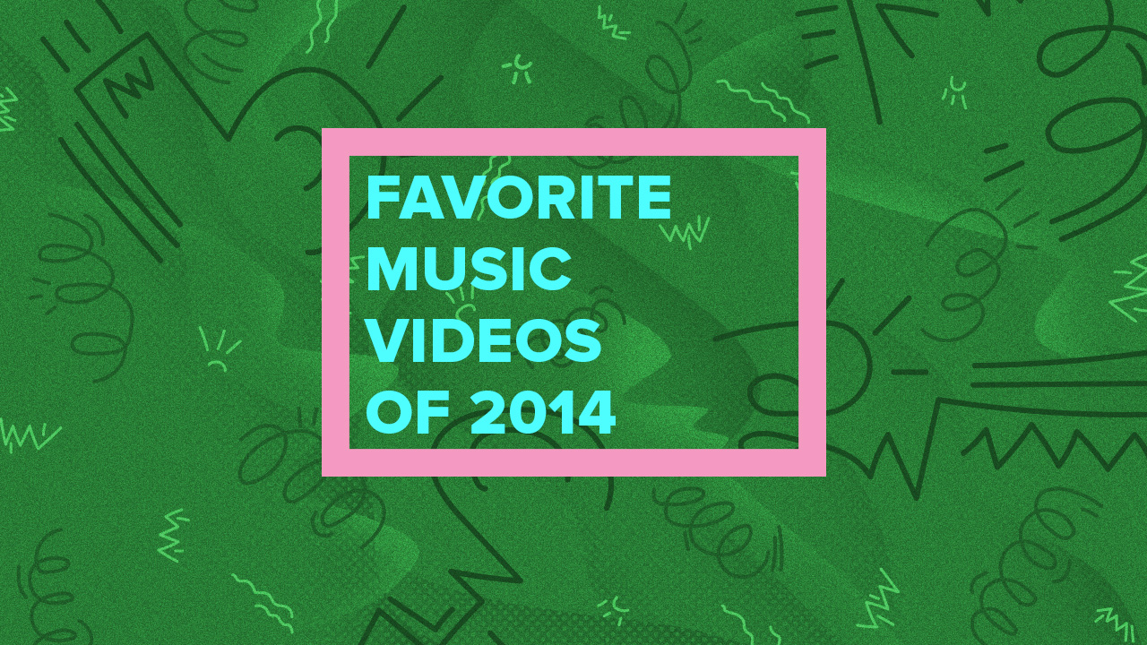 Our 20 Favorite Music Videos of 2014
