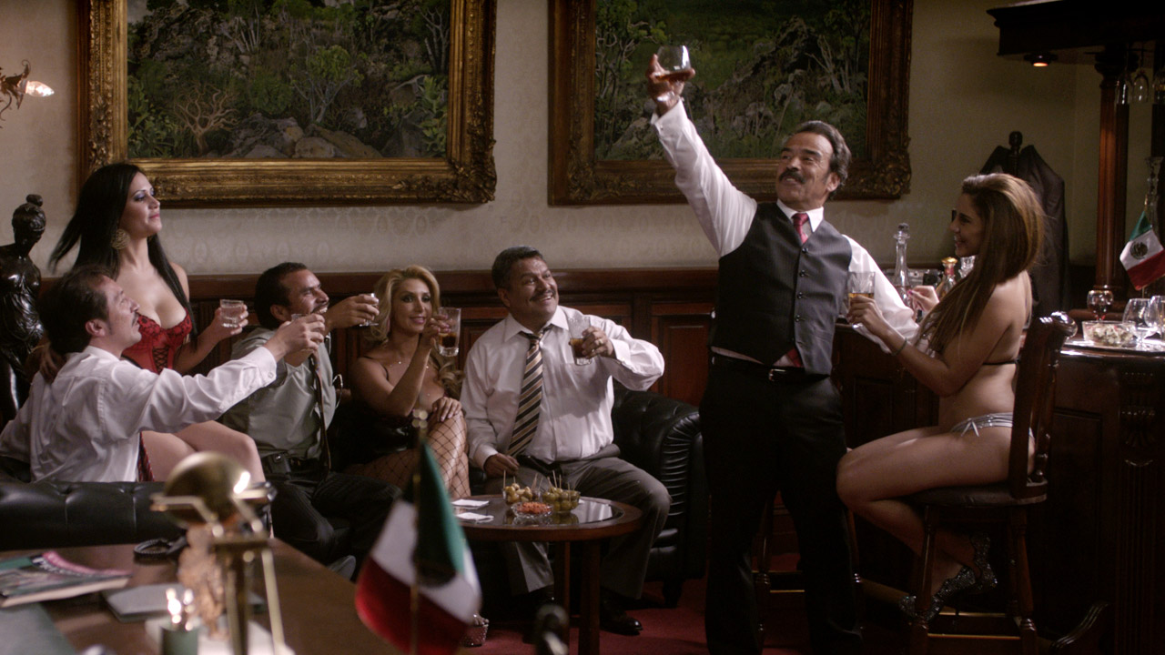 TRAILER: Mexico's Most Successful Film of 2014 Rips Its President and Media a New One