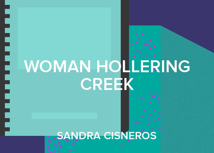 essay on woman hollering creek