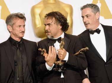 The Oscars Proved That Even When Latinos Win Film's Highest Honors, Someone Will Ask For Your Papers