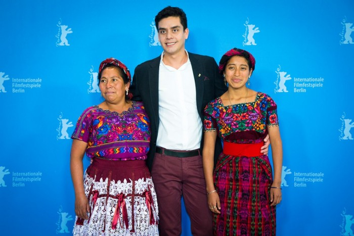 Ixcanul Berlin Film Festival Red Carpet