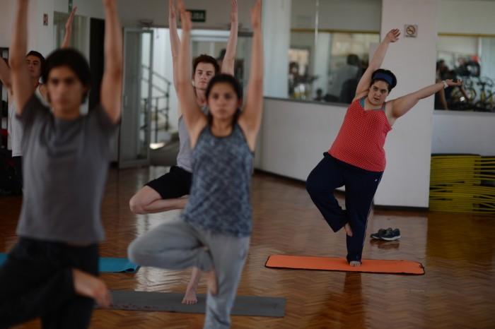 Paraiso yoga