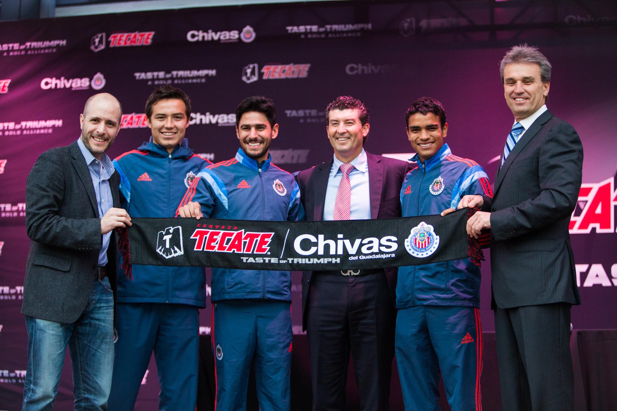 "Chivas Announce U.S. Friendly, Defend So-Called ""Naturalizados"""