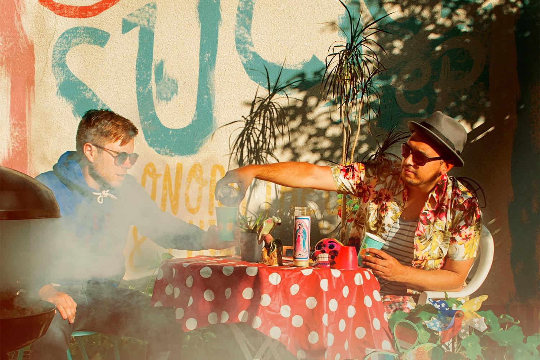 "Premiere: Listen to Cocotaxi's Cumbia Andina Track ""Cielos"""
