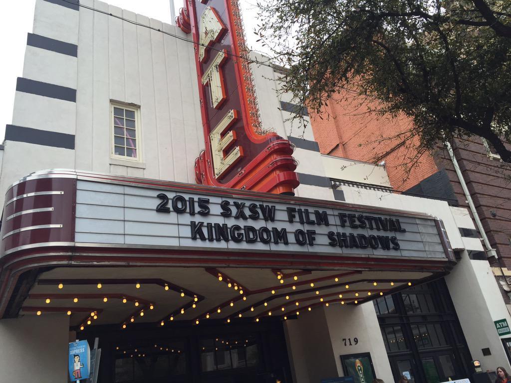 Kingdom of Shadows SXSW Marquee