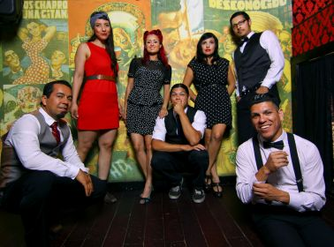 """Las Cafeteras Video for """"Mujer Soy"""" Celebrates Women's History Month"""
