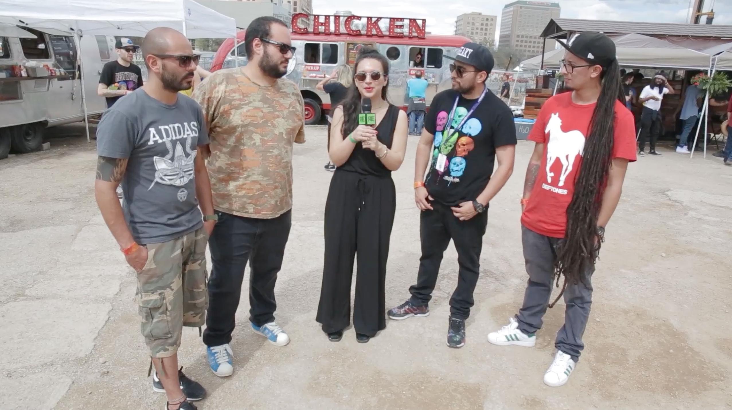 Interview: El Freaky Colectivo at SXSW 2015