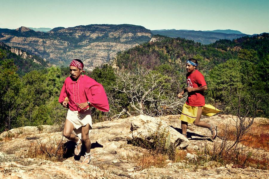 Tarahumara runners (via http://www.allwedoisrun.com/)