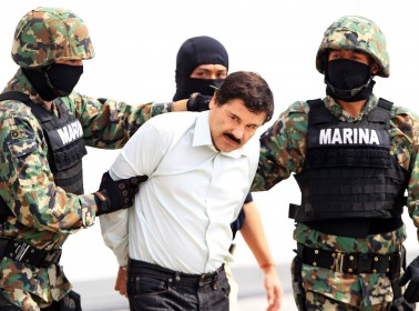 The History Channel Is Developing #Cartel, a Scripted Series on El Chapo and How Narcos Use Social Media
