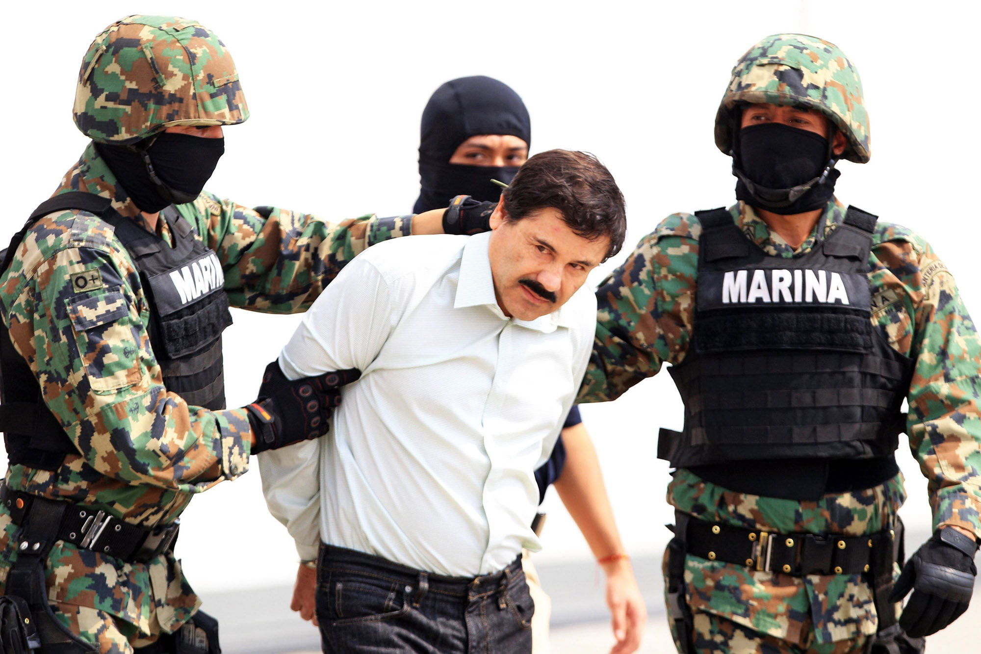 Ridley Scott to Direct El Chapo-Inspired Drug War Drama 'The Cartel'