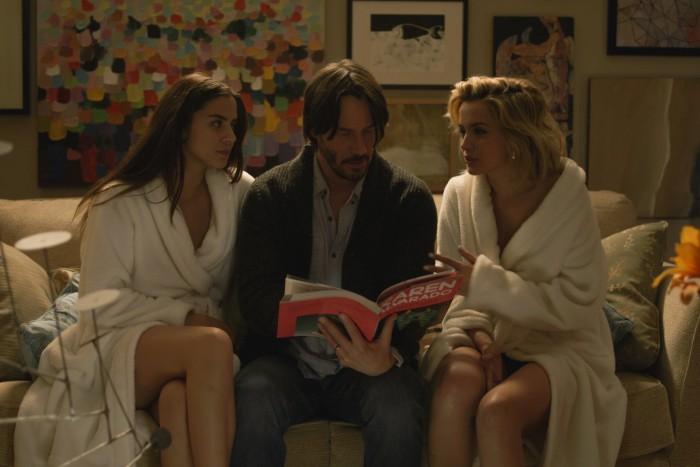 Keanu Reeves in 'Knock Knock'