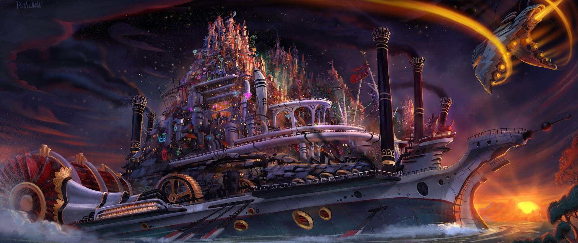 Director of 'The Book of Life' Announces Upcoming Kung Fu Space Western
