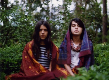 """The Holydrug Couple Dips Psych Rock Nostalgia in Rainbow Fuzz in the """"Light or Night"""" Video"""