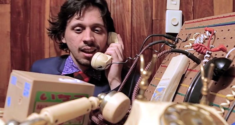 "Watch: Ulises Hadjis' Cameo-Filled ""Consecuencias y Reclamos"""