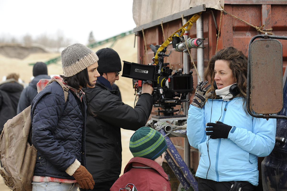 Oscar-Nominated Director Claudia Llosa Talks Making Her First Film in English