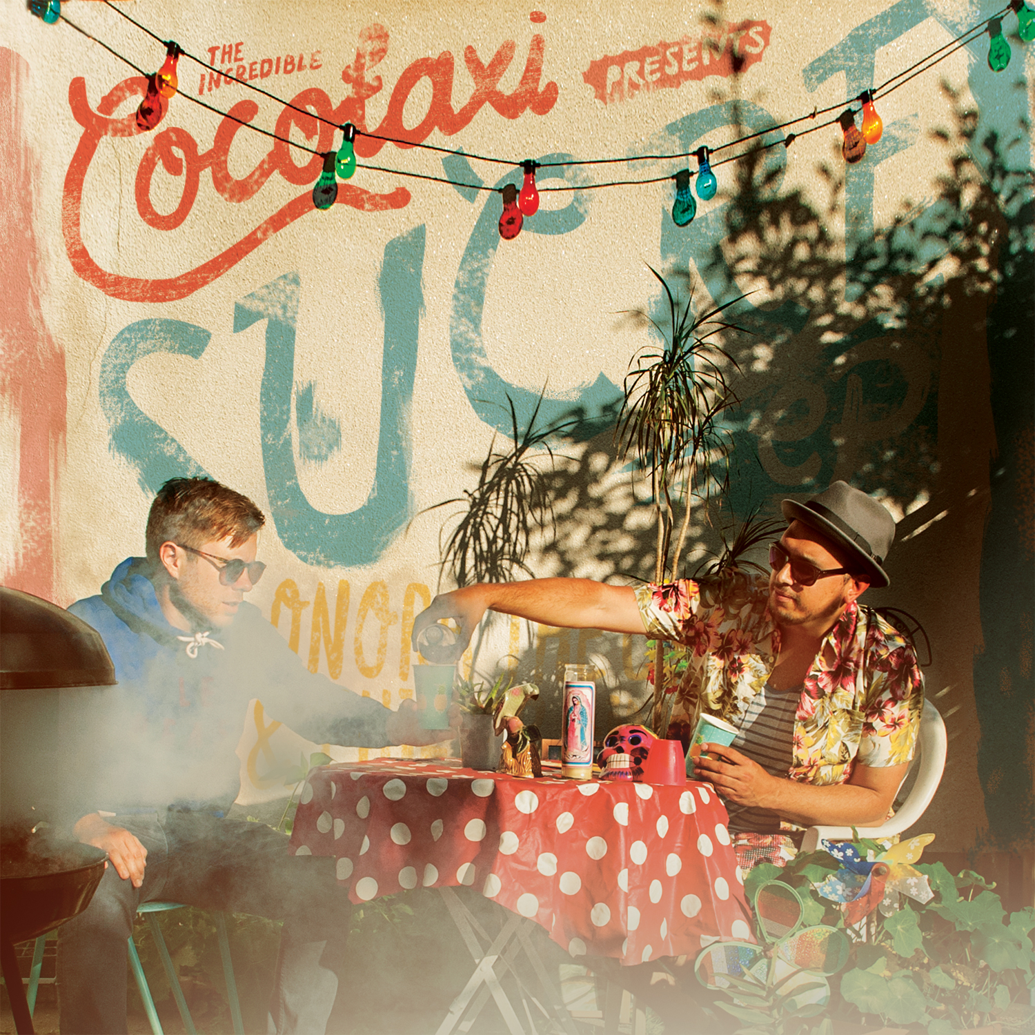 """Cocotaxi's Perreo'd Out Take on Cumbia Andina Shines on """"Sucre"""" EP"""