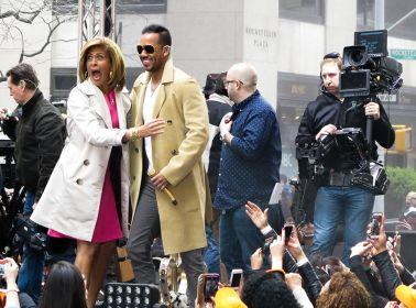 Romeo Santos Today Show