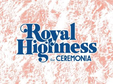Royal Highness Ceremonia Mixtape