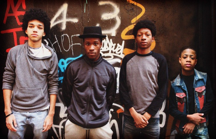'The Get Down' Cast