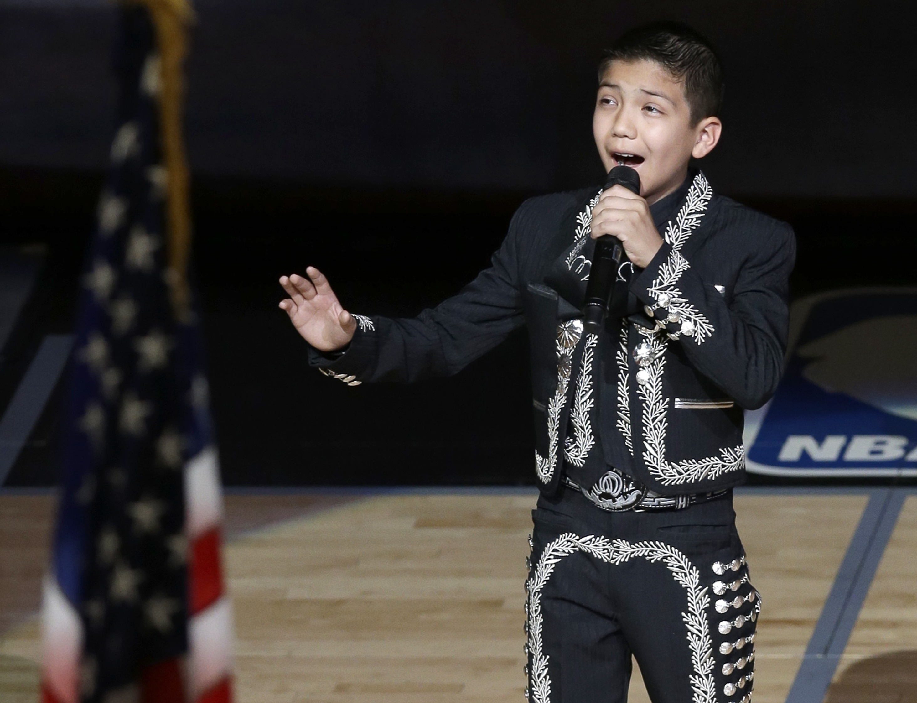 You Should Stream: This Doc on the Mariachi Kid Who Sang the National Anthem & Faced Racists Online