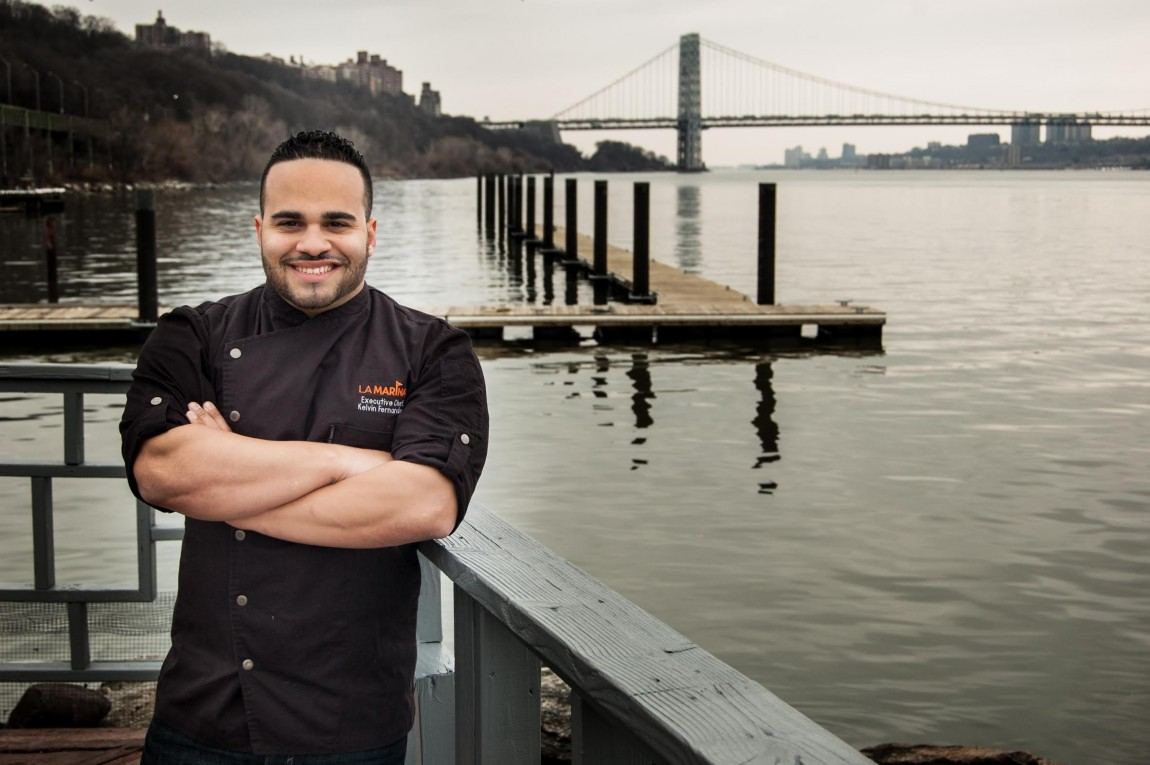 Meet chef kelvin fernandez the latino chef that just beat bobby flay m4hsunfo