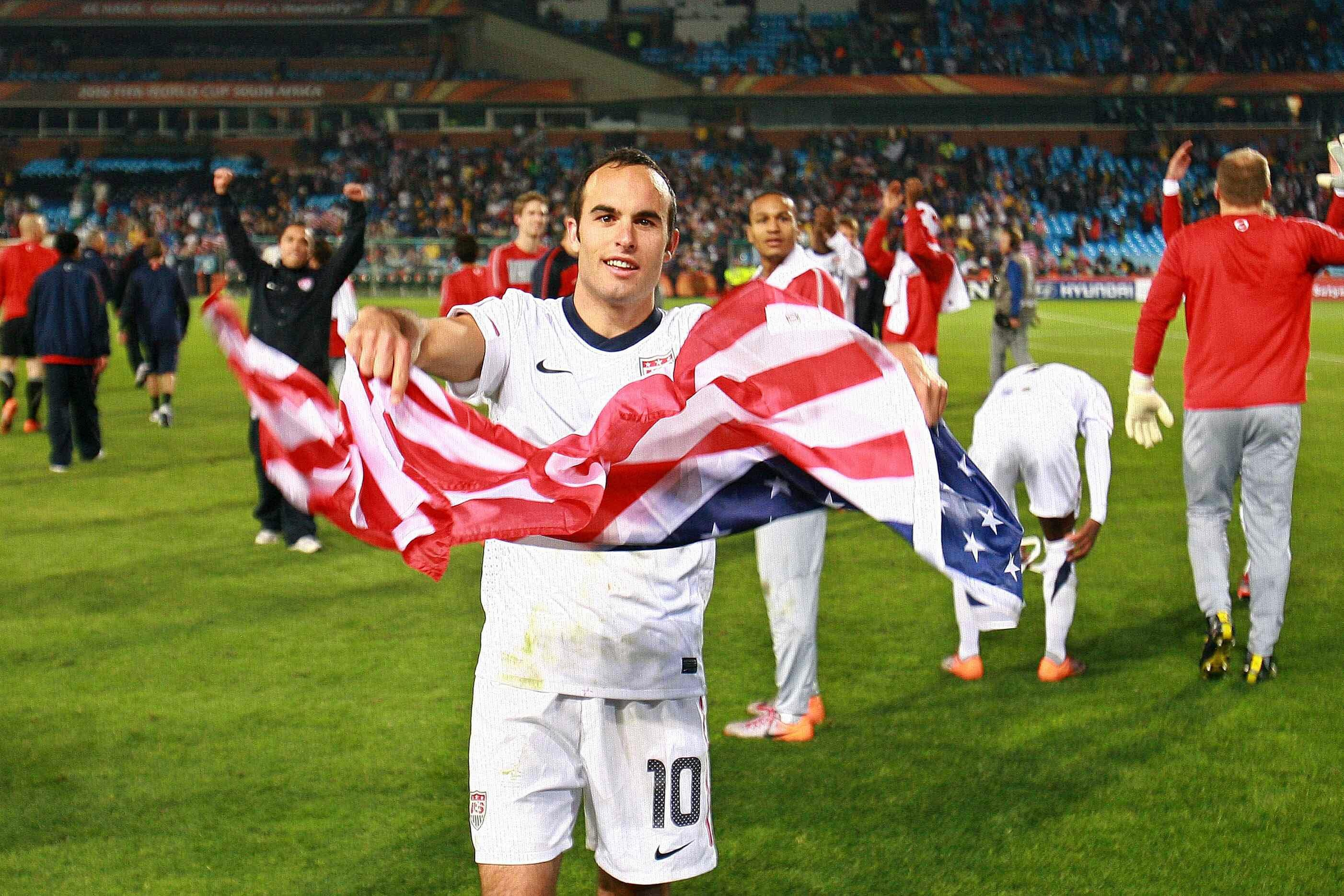 Landon Donovan is Rooting for Mexico in the World Cup and Everyone is Mad
