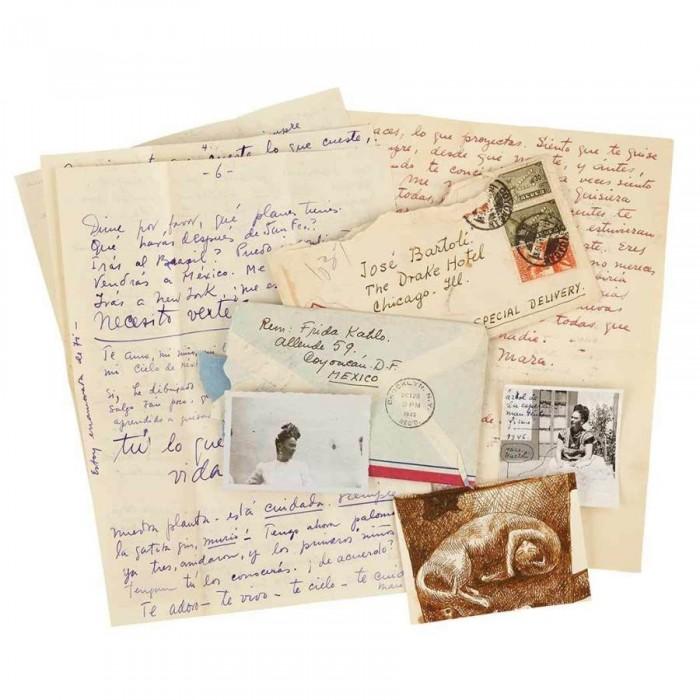 Frida letters