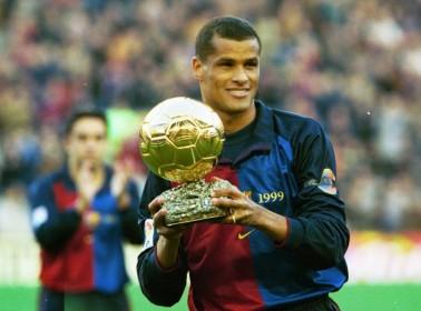 Five Questions With Brazilian Soccer Star Rivaldo