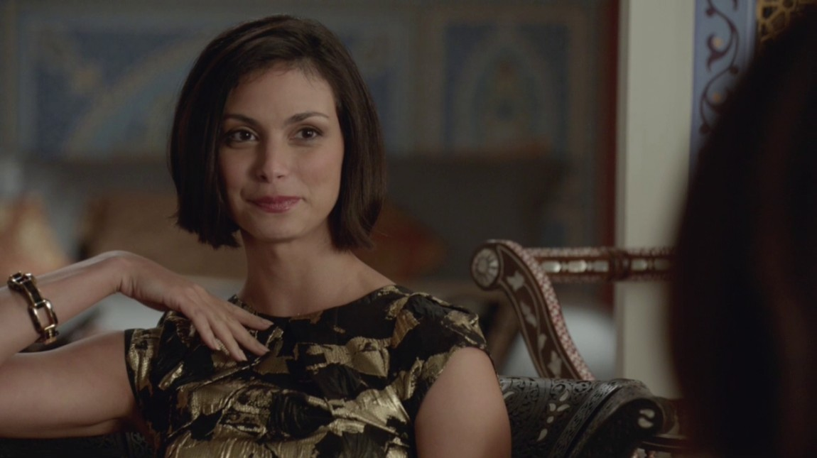 Morena Baccarin Plays Vanessa Carlysle In 'Deadpool