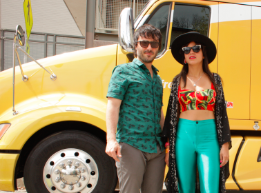 "Bomba Estereo Releases Love Groove ""Somos Dos"""