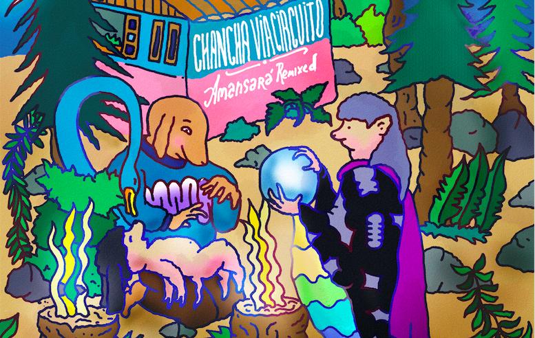 """Free Download: Chancha Via Circuito's """"Sueño en Paraguay"""" (El Búho Remix)"""
