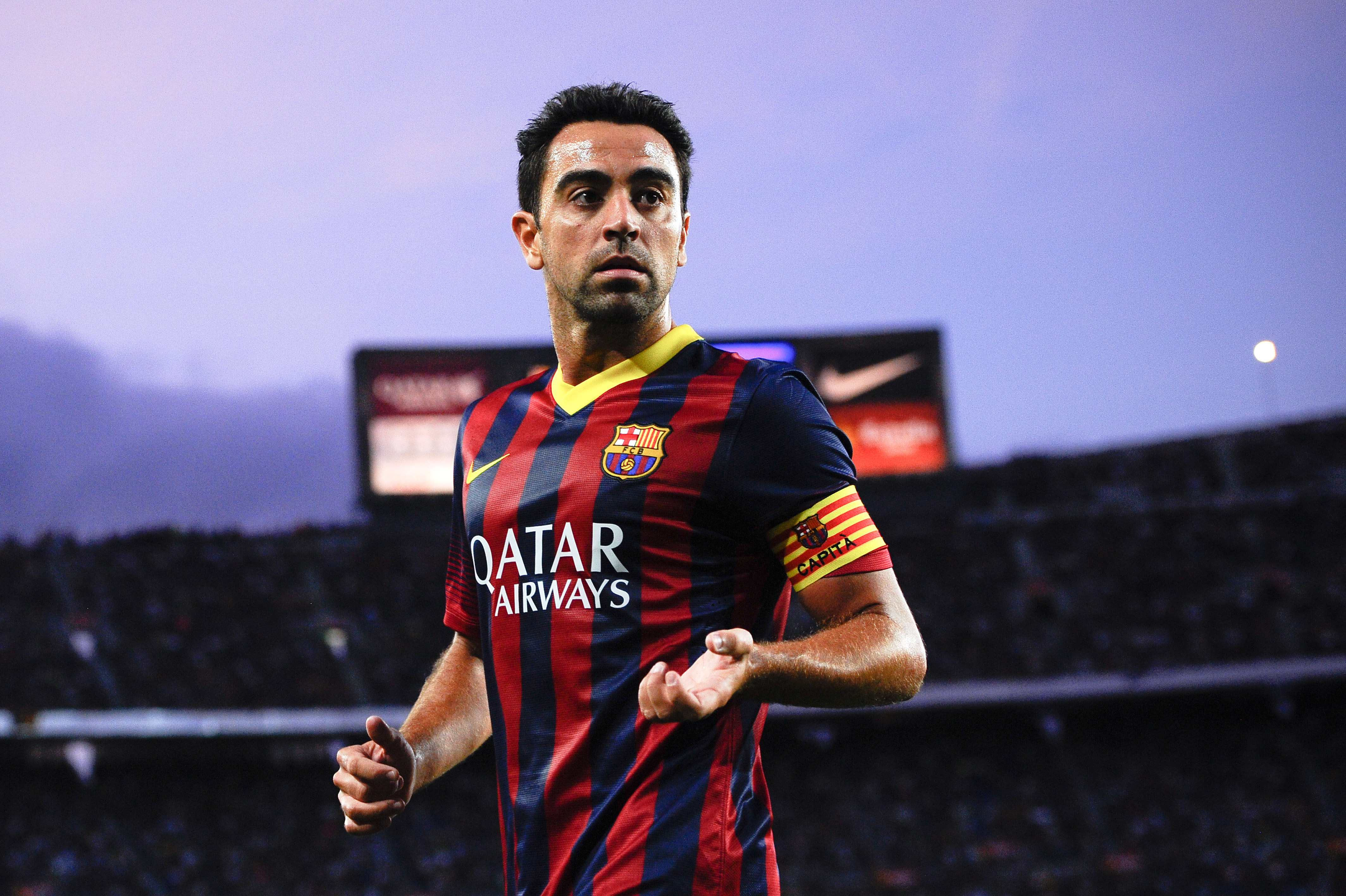 """Xavi the Most Iconic Player of the """"Bajitos"""" Generation Confirms"""